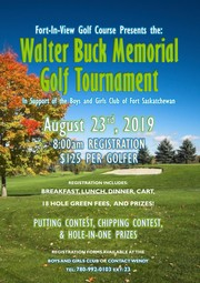 Walter Buck Memorial Golf Tournament